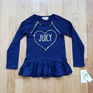 NWT Juicy Couture Top